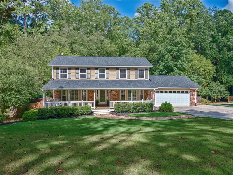 371 Ridgewater Drive, Marietta, GA 30068 (MLS #5733634) :: North Atlanta Home Team