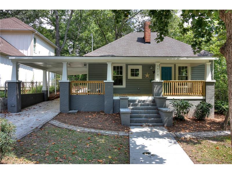 3470 College Street, College Park, GA 30337 (MLS #5733673) :: North Atlanta Home Team