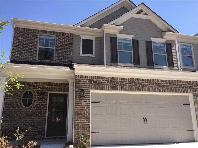 3163 Cross Creek Drive #92, Cumming, GA 30040 (MLS #5734222) :: North Atlanta Home Team