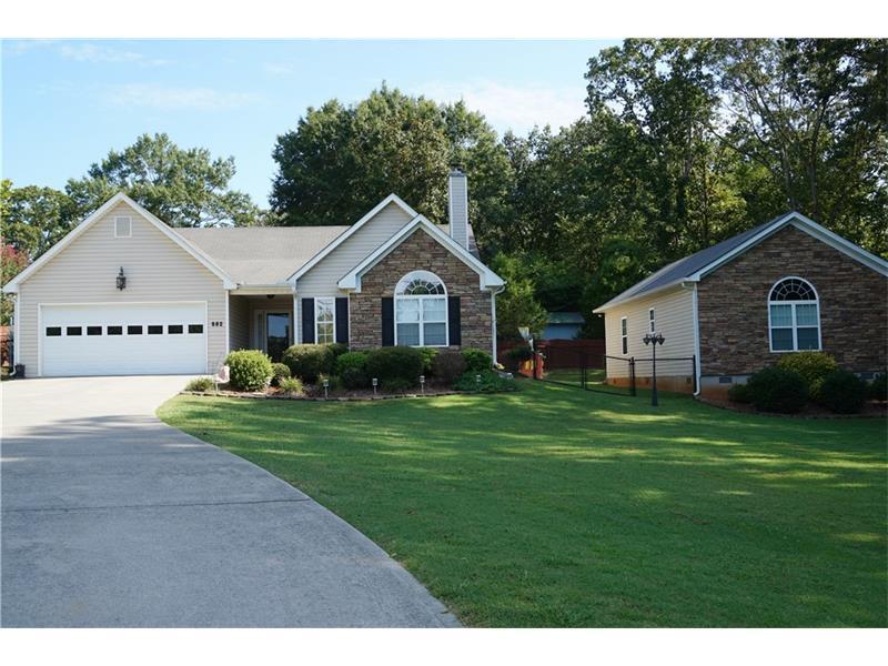 582 Sugar Valley Road, Cartersville, GA 30120 (MLS #5734368) :: North Atlanta Home Team