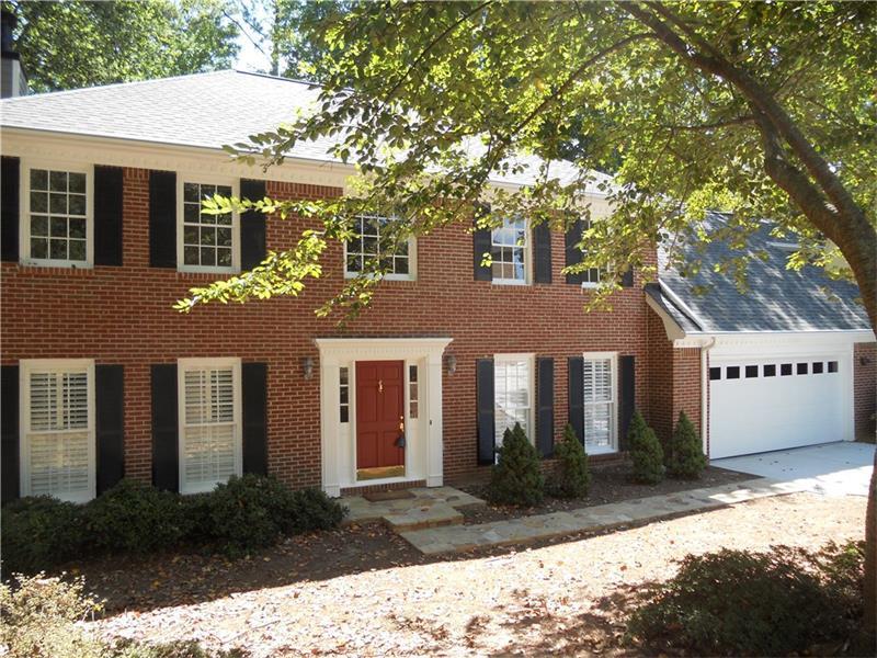 4360 Ivywood Drive, Marietta, GA 30062 (MLS #5734545) :: North Atlanta Home Team