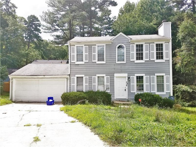 528 Crestridge Court, Stone Mountain, GA 30083 (MLS #5734905) :: North Atlanta Home Team