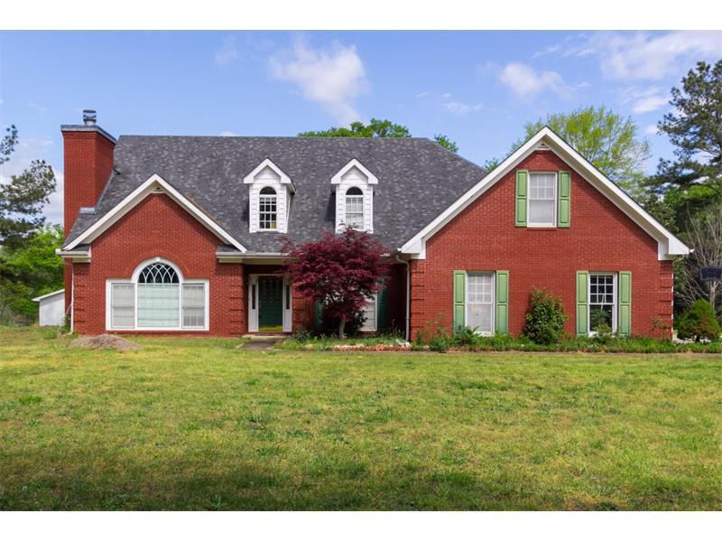 2885 Old Zion Cemetery Road #0, Loganville, GA 30052 (MLS #5734924) :: North Atlanta Home Team