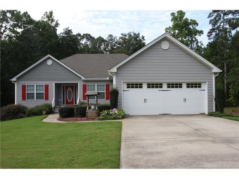 488 Miller Drive, Dawsonville, GA 30534 (MLS #5735333) :: North Atlanta Home Team