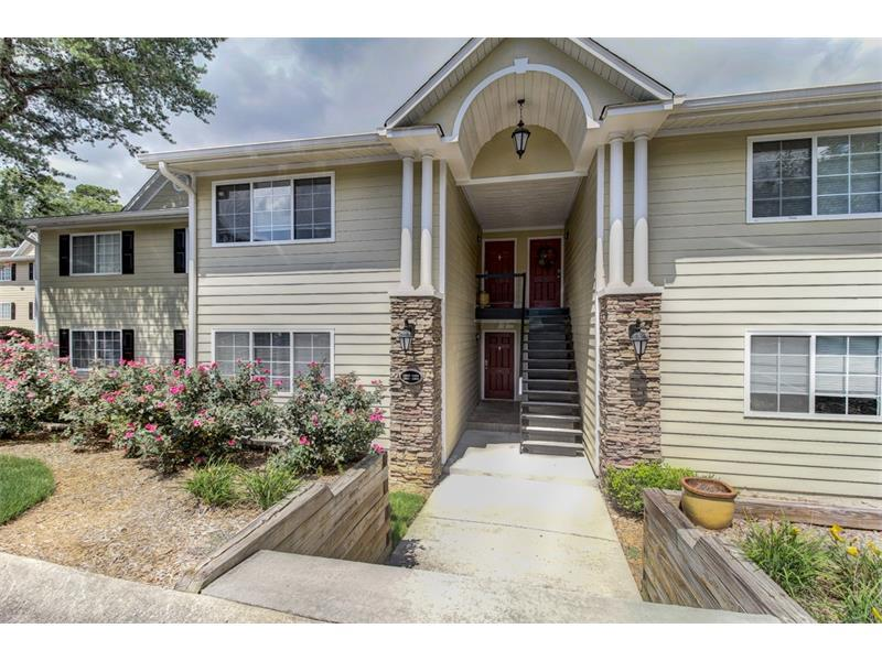 1468 Briarwood Road NE #1301, Brookhaven, GA 30319 (MLS #5735576) :: North Atlanta Home Team