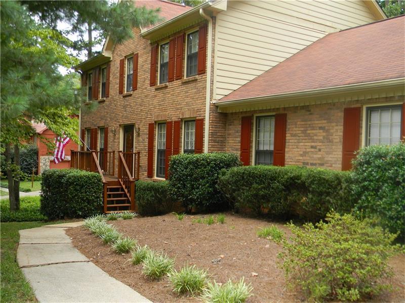 3875 Carriage Gate Drive, Duluth, GA 30096 (MLS #5736016) :: North Atlanta Home Team