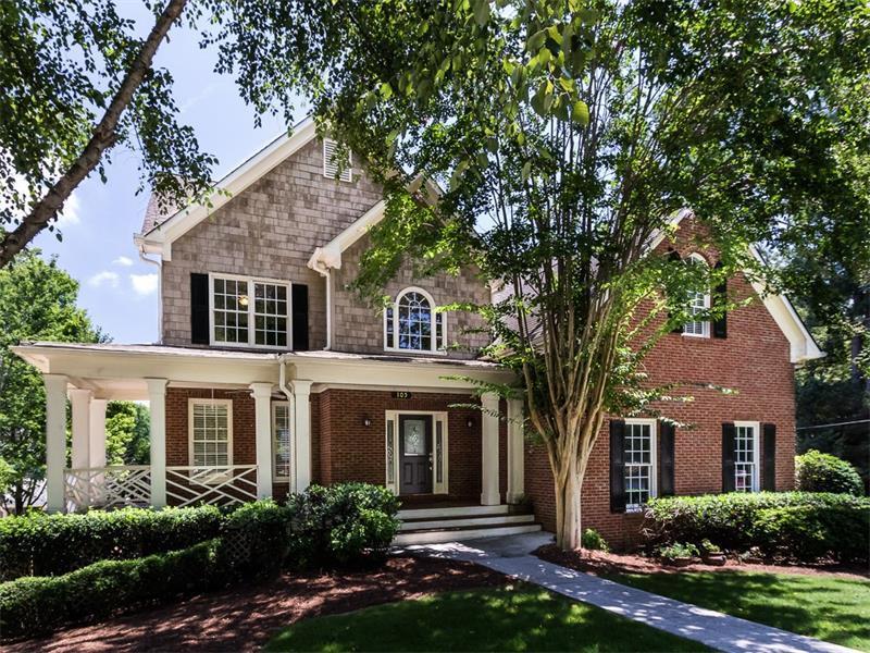 105 Kirk Crossing Drive, Decatur, GA 30030 (MLS #5736243) :: North Atlanta Home Team