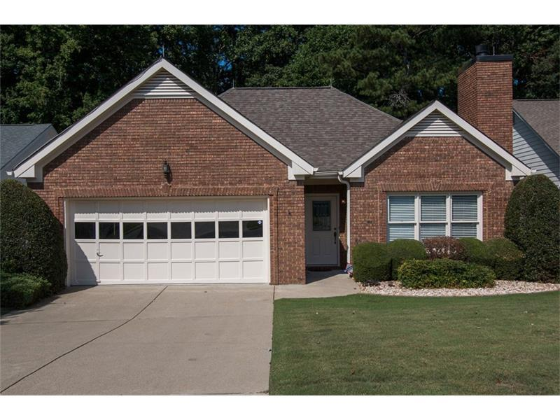 4695 Fairway View Court, Duluth, GA 30096 (MLS #5736284) :: North Atlanta Home Team