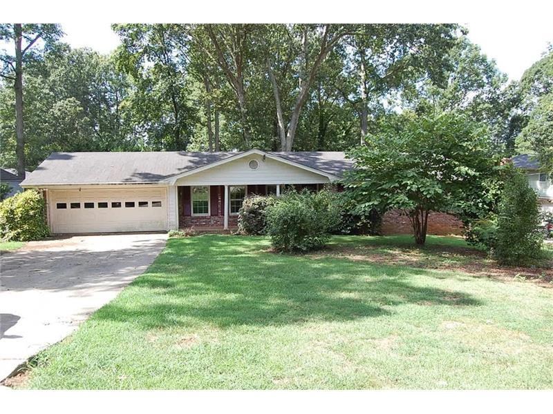 557 Old Tucker Road, Stone Mountain, GA 30087 (MLS #5736568) :: North Atlanta Home Team