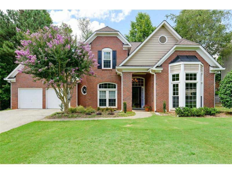 1054 Chesterfield Place, Marietta, GA 30064 (MLS #5736624) :: North Atlanta Home Team