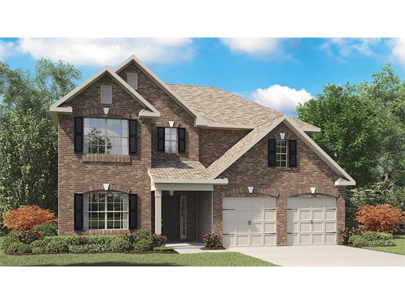 279 Farm Gate Way (Lot 119A), Lawrenceville, GA 30045 (MLS #5736702) :: North Atlanta Home Team