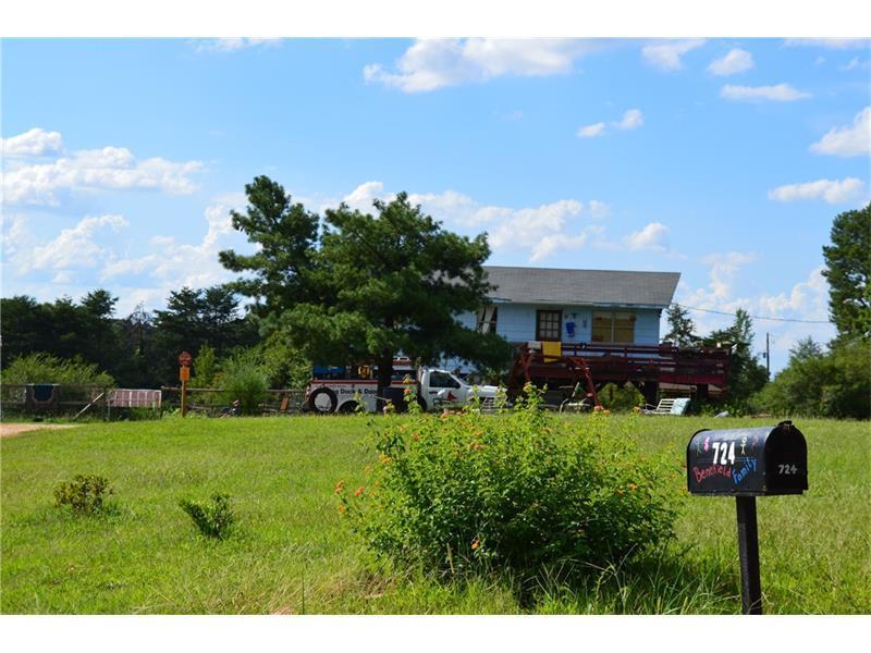 724 Murphy Road, Winder, GA 30680 (MLS #5736962) :: North Atlanta Home Team