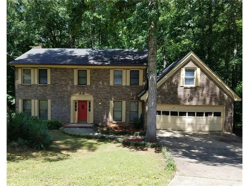 1379 Cedar Green, Stone Mountain, GA 30088 (MLS #5737006) :: North Atlanta Home Team