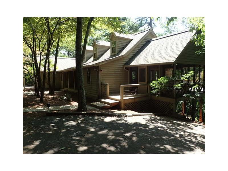 15 Wake Robin Drive, Big Canoe, GA 30143 (MLS #5737247) :: North Atlanta Home Team