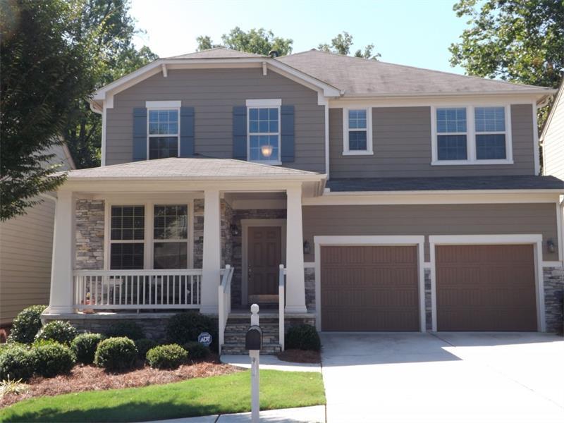 4456 Wilkerson Place SE, Smyrna, GA 30082 (MLS #5737461) :: North Atlanta Home Team