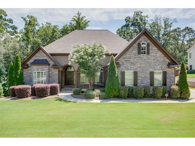 5085 Stefan Ridge Way, Buford, GA 30519 (MLS #5737631) :: North Atlanta Home Team