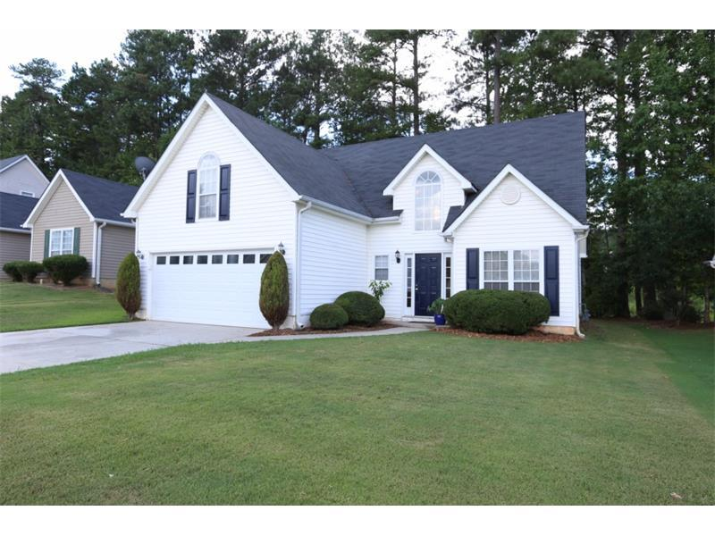 11829 Harbour Town Parkway, Fayetteville, GA 30215 (MLS #5737685) :: North Atlanta Home Team