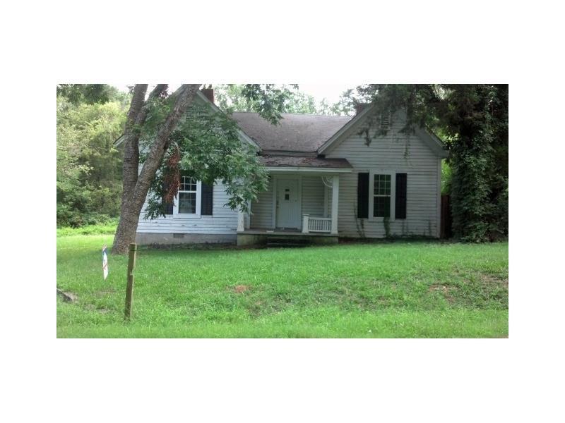 841 College Street, Rockmart, GA 30153 (MLS #5737800) :: North Atlanta Home Team