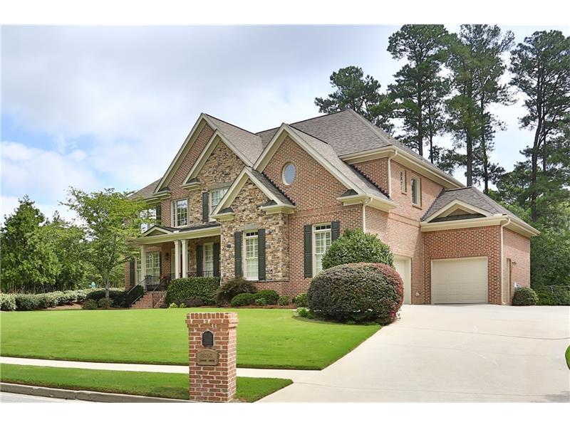 2868 NE Hidden Falls Drive, Buford, GA 30519 (MLS #5738042) :: North Atlanta Home Team