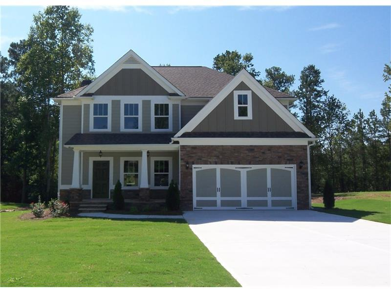 57 Sweetwater Bridge Circle, Douglasville, GA 30134 (MLS #5738328) :: North Atlanta Home Team