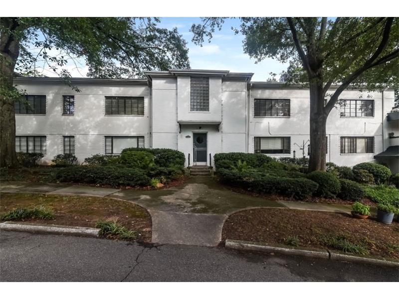 1140 Briarcliff Road NE #4, Atlanta, GA 30306 (MLS #5738514) :: North Atlanta Home Team
