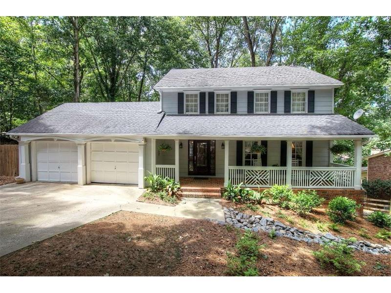 3615 Garrards Crossing NE, Roswell, GA 30075 (MLS #5738816) :: North Atlanta Home Team