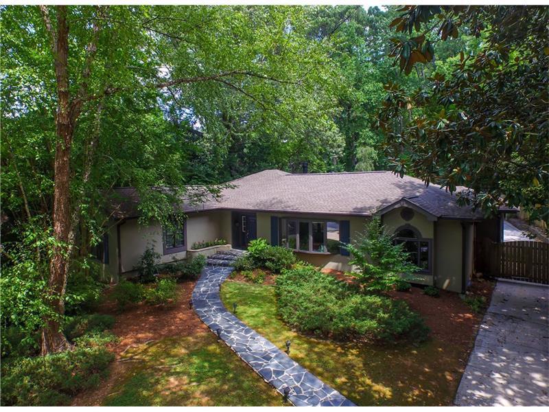 1755 Wildwood Road NE, Atlanta, GA 30306 (MLS #5738833) :: North Atlanta Home Team