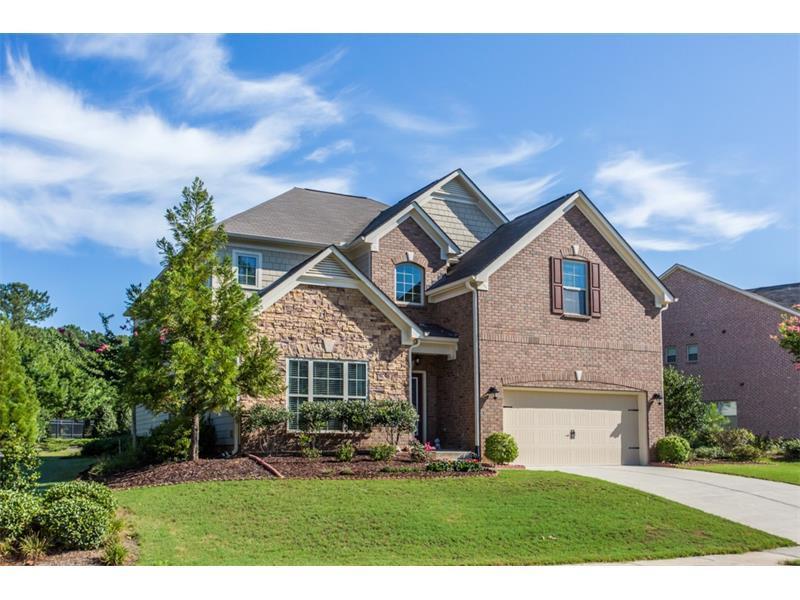 240 Pendergrast Drive, Lawrenceville, GA 30044 (MLS #5739023) :: North Atlanta Home Team