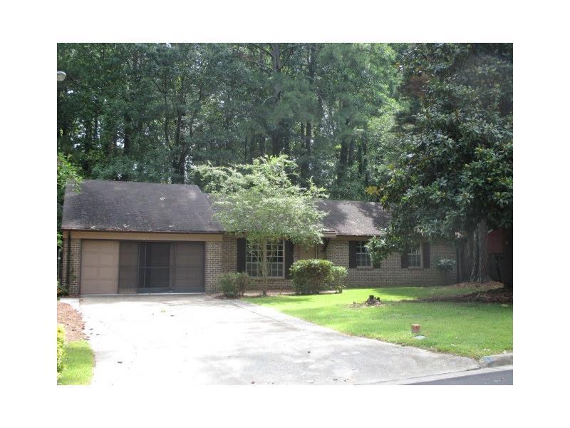 969 Rampart Place, Stone Mountain, GA 30088 (MLS #5739033) :: North Atlanta Home Team