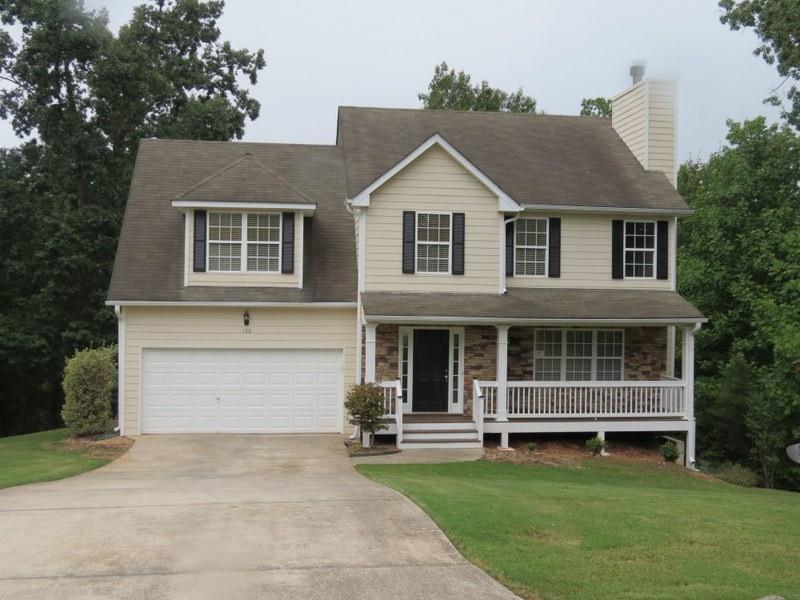 150 Camp Creek Court, Dawsonville, GA 30534 (MLS #5739171) :: North Atlanta Home Team