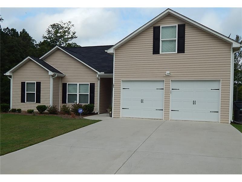 101 Cole Crossing, Dallas, GA 30157 (MLS #5739229) :: North Atlanta Home Team