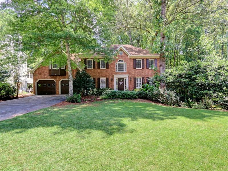 4480 Windsor Oaks Drive, Marietta, GA 30066 (MLS #5739230) :: North Atlanta Home Team