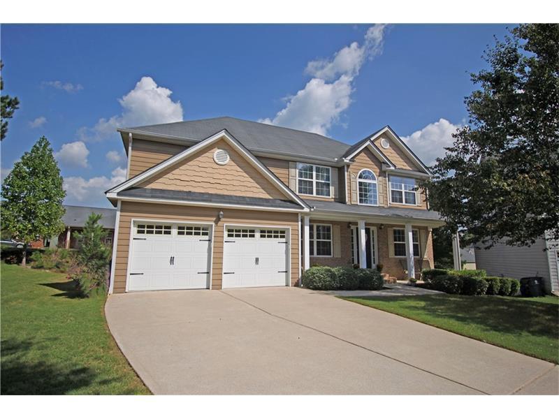 9114 Somersport Drive, Villa Rica, GA 30180 (MLS #5739266) :: North Atlanta Home Team