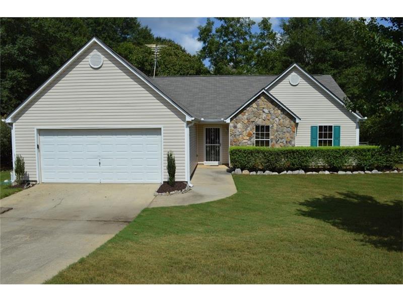 3890 Walters Park Drive, Loganville, GA 30052 (MLS #5739283) :: North Atlanta Home Team