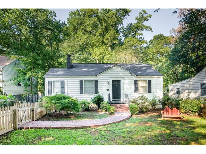 130 Ridgeland Avenue, Decatur, GA 30030 (MLS #5739489) :: North Atlanta Home Team