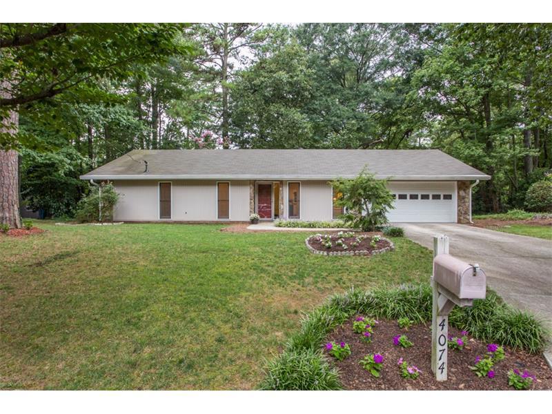 4074 W Brockett Creek Court, Tucker, GA 30084 (MLS #5739540) :: North Atlanta Home Team