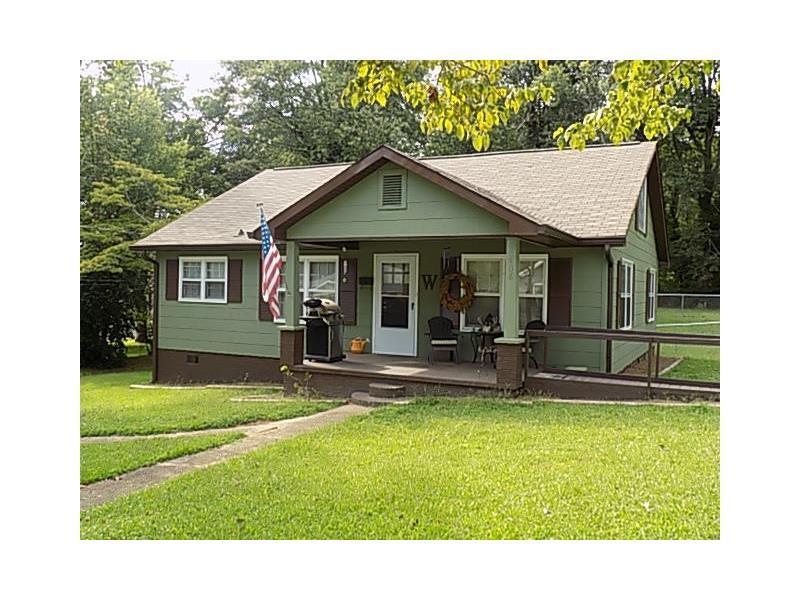 408 Poplar Street, Bremen, GA 30110 (MLS #5739552) :: North Atlanta Home Team