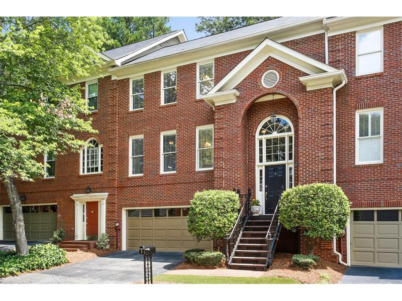 7155 Roswell Road NE #8, Sandy Springs, GA 30328 (MLS #5739579) :: North Atlanta Home Team