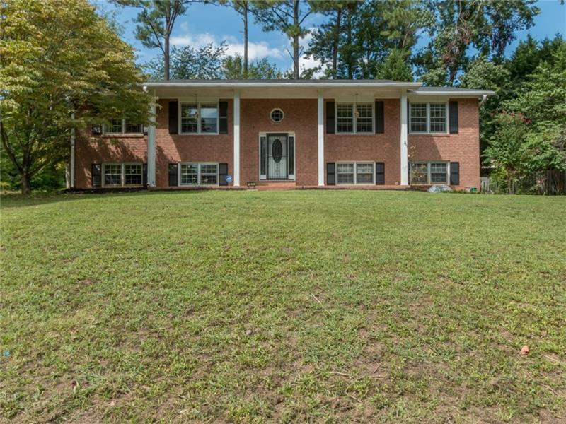 1653 Rex Drive, Marietta, GA 30066 (MLS #5739724) :: North Atlanta Home Team