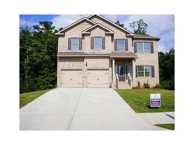 356 Silver Oak Drive, Dallas, GA 30132 (MLS #5739762) :: North Atlanta Home Team