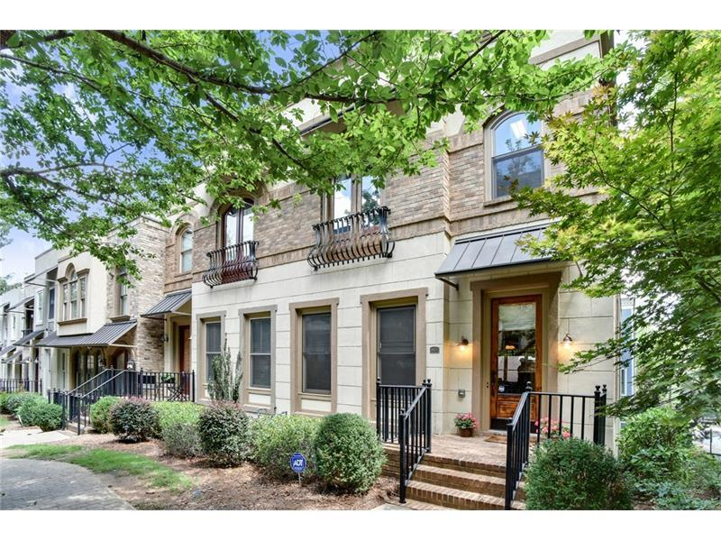 395 Laurent Street NW #1, Atlanta, GA 30318 (MLS #5739773) :: North Atlanta Home Team