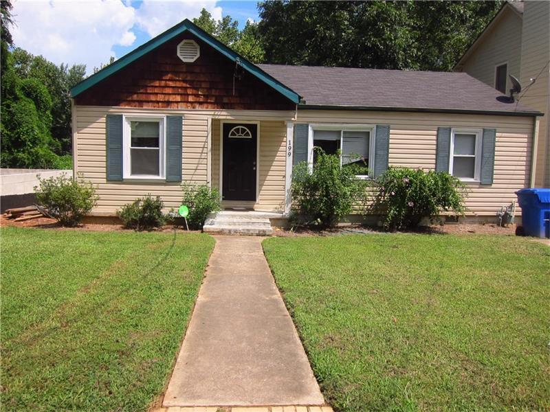 199 Rockyford Road NE, Atlanta, GA 30317 (MLS #5739903) :: North Atlanta Home Team