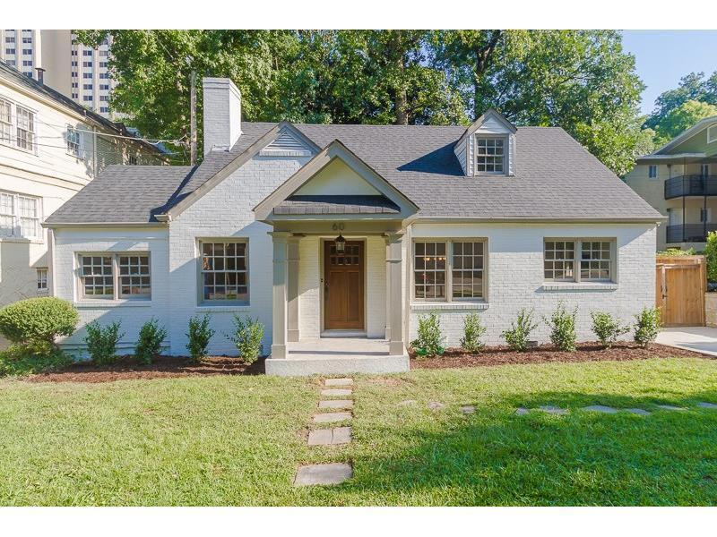 60 Terrace Drive NE, Atlanta, GA 30305 (MLS #5739990) :: North Atlanta Home Team