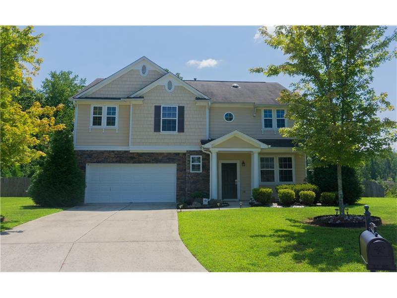 345 Waterford Trail SW, Atlanta, GA 30331 (MLS #5740051) :: North Atlanta Home Team