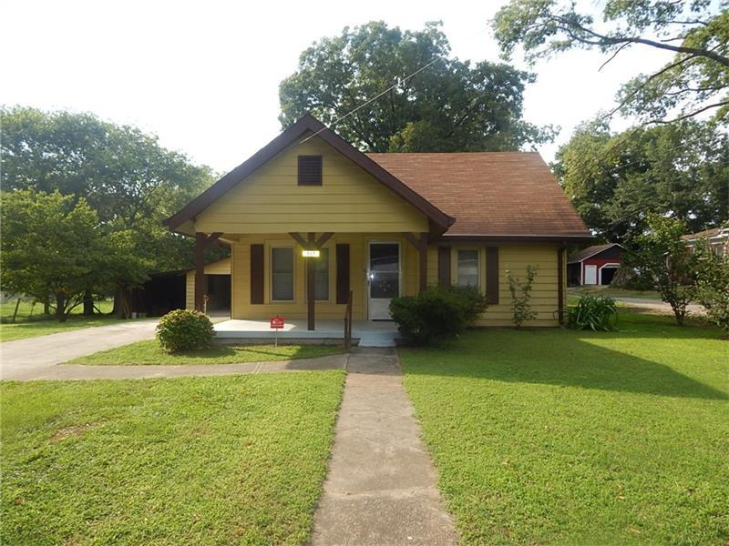 517 Old Tennessee Highway NE, White, GA 30184 (MLS #5740087) :: North Atlanta Home Team