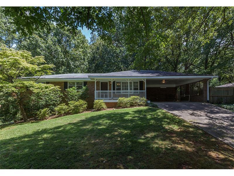 3551 Graymoor Drive SW, Marietta, GA 30008 (MLS #5740208) :: North Atlanta Home Team