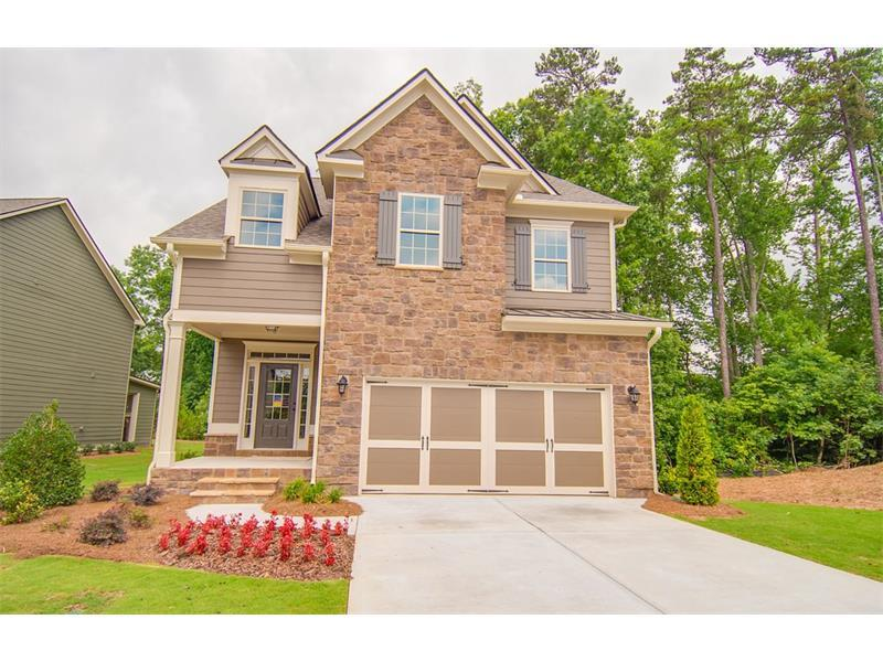 6840 Big Sky Drive, Flowery Branch, GA 30542 (MLS #5740380) :: North Atlanta Home Team