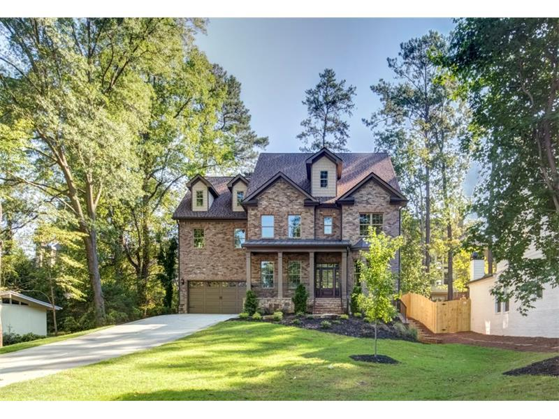 41 Long Island Place, Atlanta, GA 30328 (MLS #5740399) :: North Atlanta Home Team