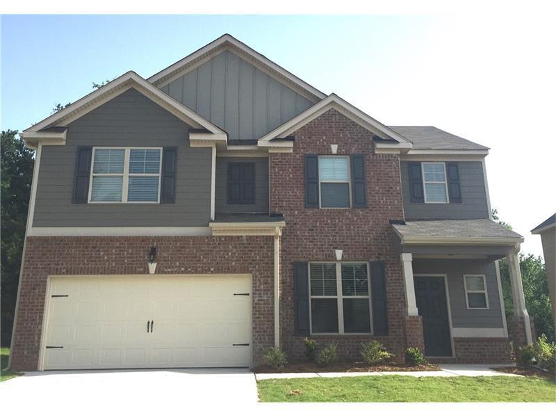 9632 Ivey Ridge Circle, Jonesboro, GA 30238 (MLS #5740468) :: North Atlanta Home Team