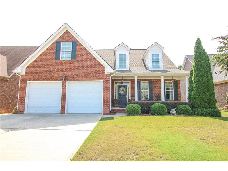 850 Windsor Place Circle, Grayson, GA 30017 (MLS #5740755) :: North Atlanta Home Team